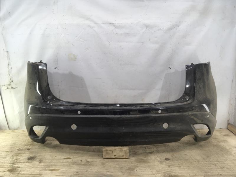 Бампер Mazda Cx-5 1 2011 задний