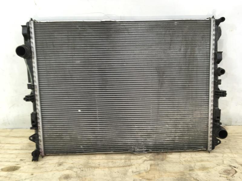 Радиатор охлаждения Mercedes Glc X253 2015