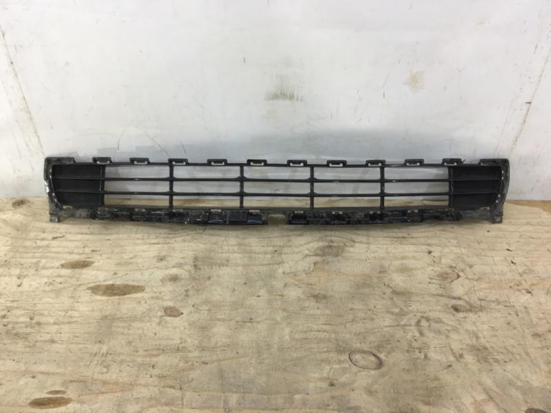 Решетка в бампер Kia Sportage 4 QL 2018 передняя