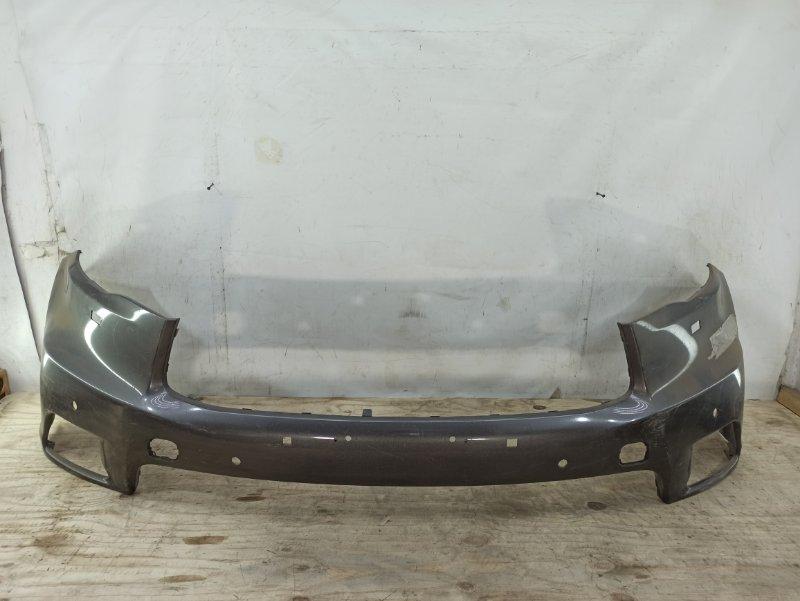 Бампер Toyota Highlander 3 50 2013 передний
