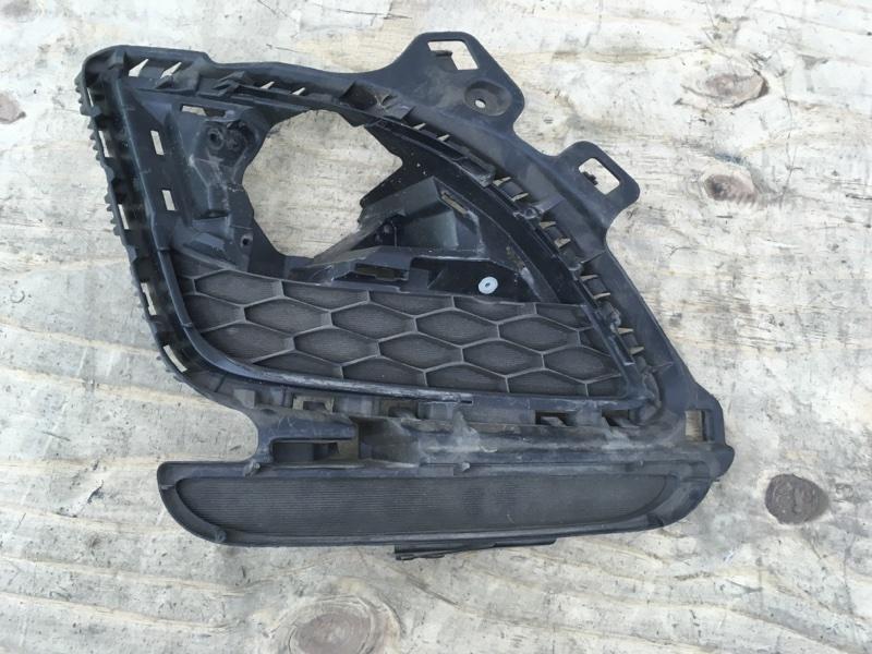 Накладка противотуманной фары Mazda 6 GH 2009 правая