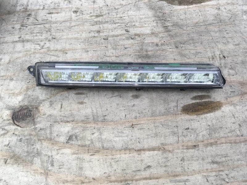 Фара противотуманная led Mercedes Gl X166 2012 левая