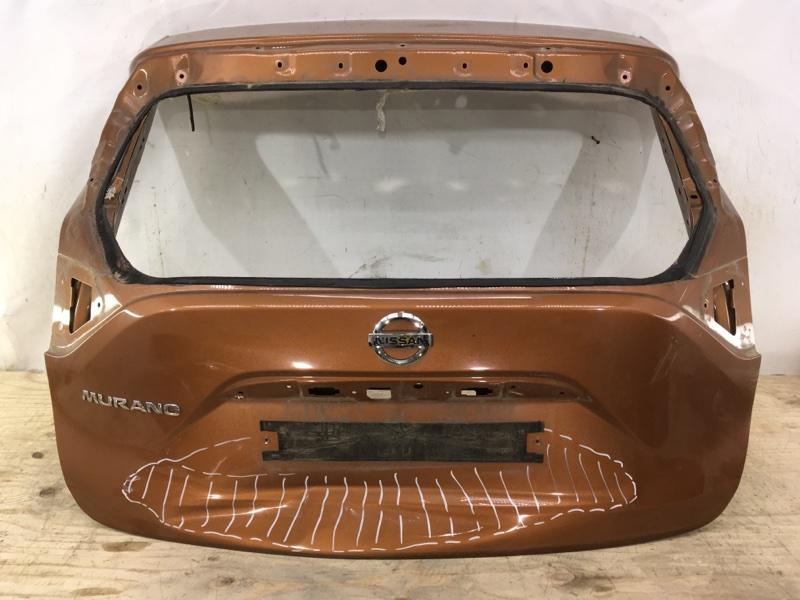 Крышка багажника Nissan Murano 3 Z52 2014
