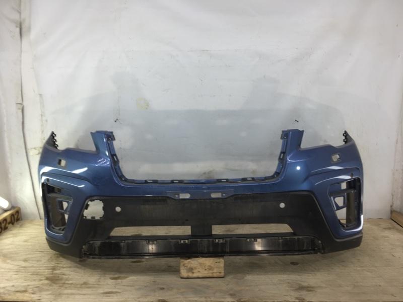 Бампер Subaru Forester 5 SK 2018 передний
