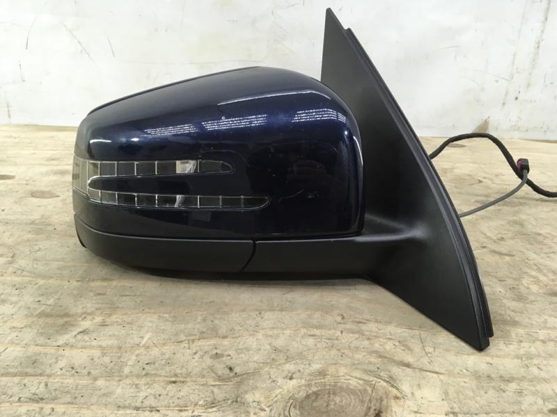 Зеркало Mercedes Ml W166 2012 правое