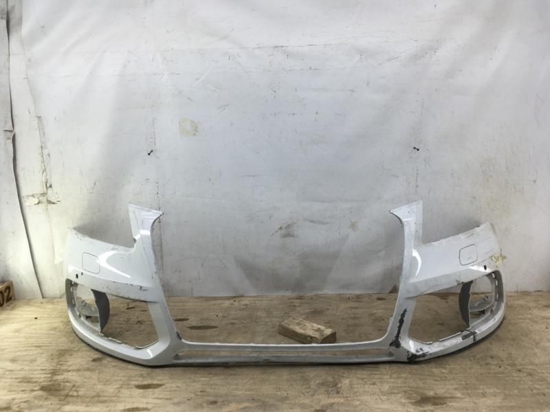 Бампер Audi Q5 1 8R 2012 передний