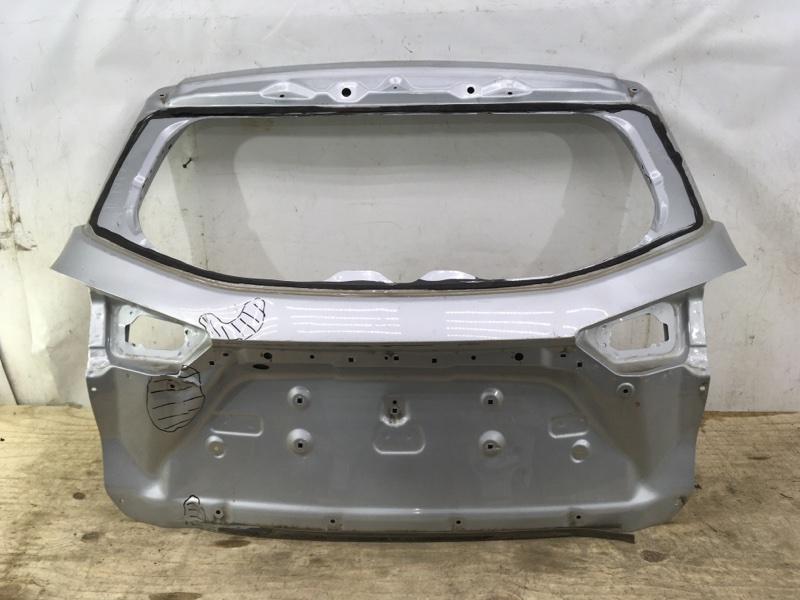 Крышка багажника Geely Atlas 1 2016