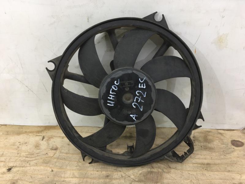 Вентилятор радиатора Renault Megane 3 2008
