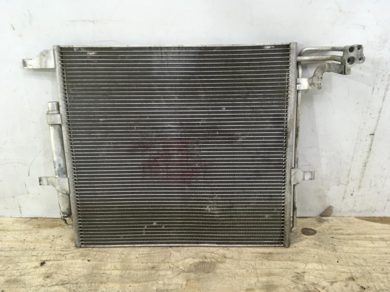 Радиатор кондиционера Geely Atlas 1 2016