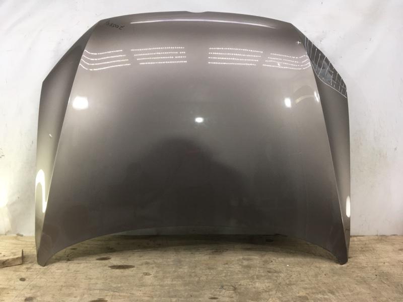 Капот Volkswagen Passat B7 2011