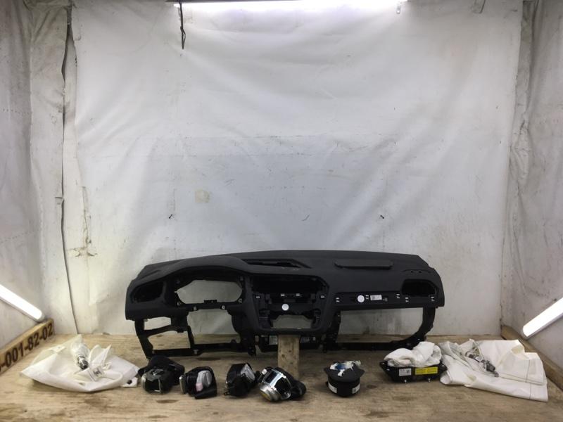 Торпеда панель Volkswagen Tiguan 2 2016