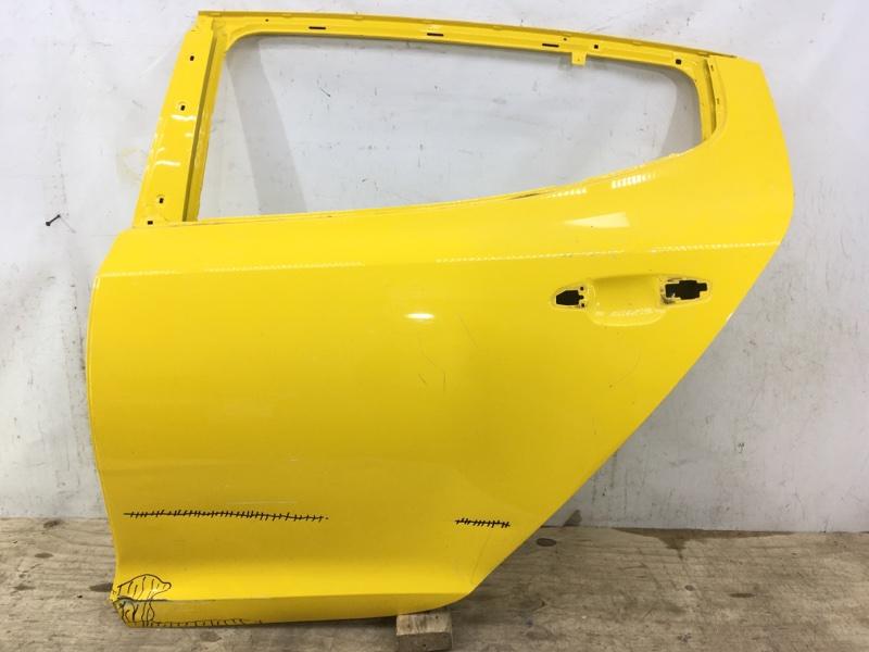 Дверь Kia Stinger 1 2017 задняя левая