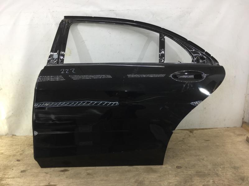 Дверь Mercedes S W222 2013 задняя левая