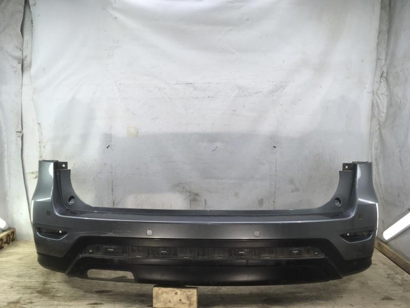 Бампер Nissan Pathfinder 4 R52 2012 задний