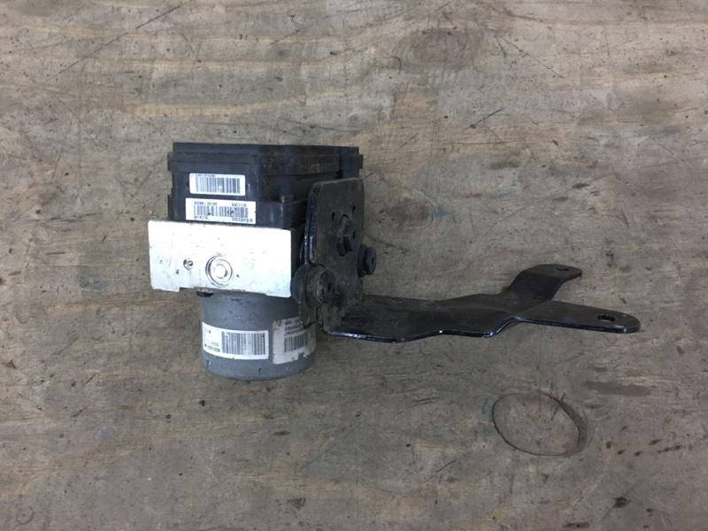 Блок abs Kia Ceed 2 2012