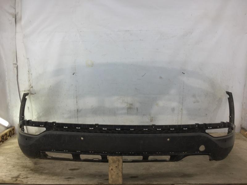 Бампер Hyundai Santa Fe 3 2012 задний нижний