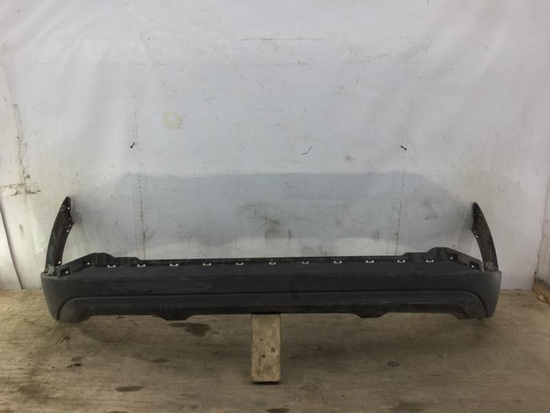 Бампер Hyundai Tucson 3 2018 задний нижний