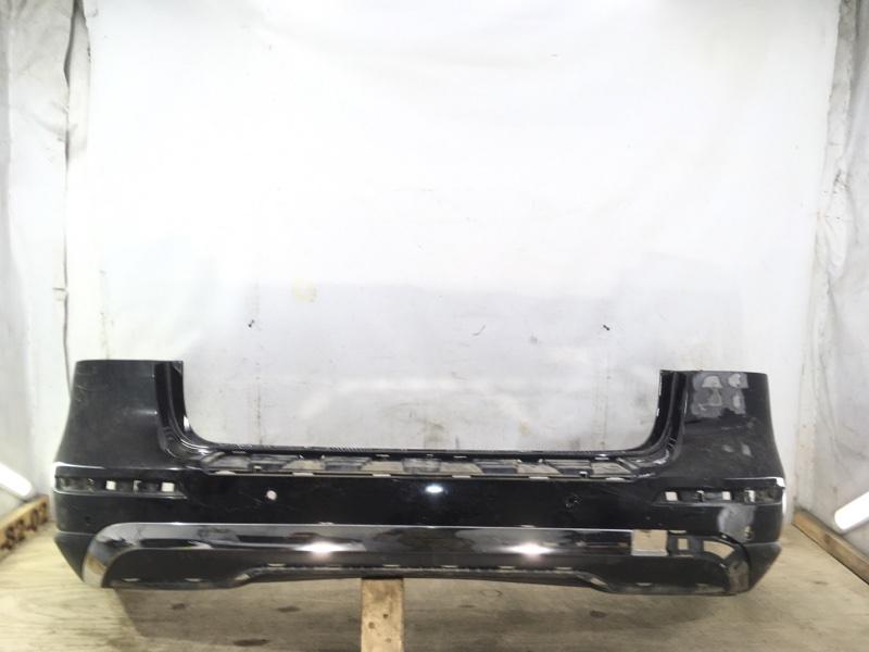 Бампер Mercedes Ml W166 2011 задний