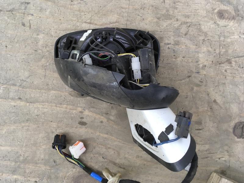 Зеркало Citroen C4 2 2010 правое