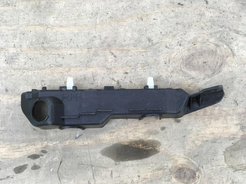 Кронштейн бампера Kia Ceed 2 2012 передний правый