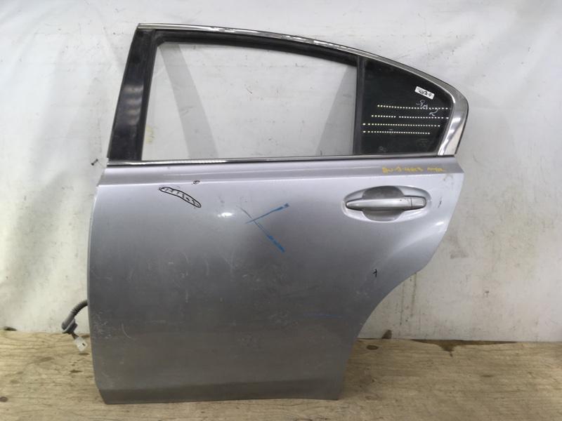 Дверь Subaru Legacy 5 2009 задняя левая