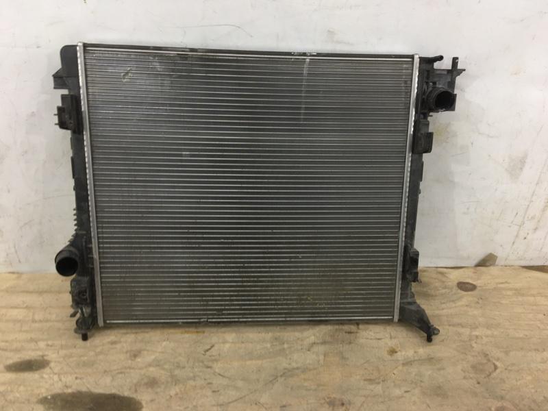 Радиатор охлаждения Nissan Qashqai 2 J11 2013