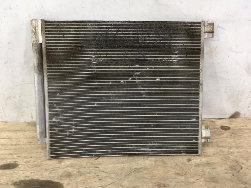 Радиатор кондиционера Nissan Qashqai 2 J11 2013