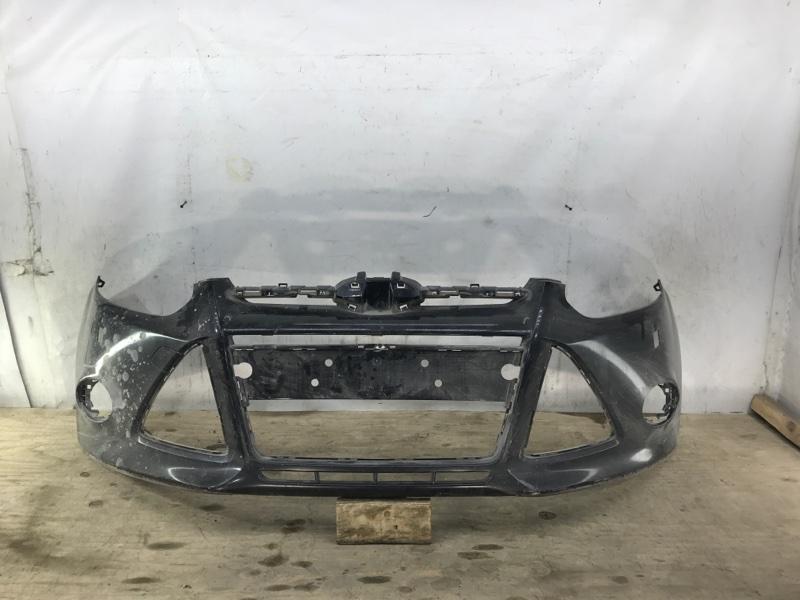 Бампер Ford Focus 3 2011 передний