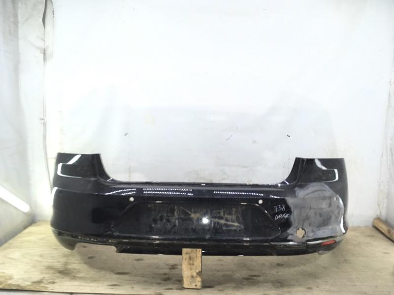 Бампер Volkswagen Passat B8 2014 задний