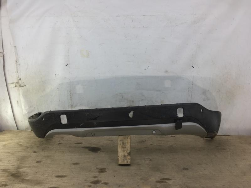 Бампер Bmw X1 E84 2012 задний нижний