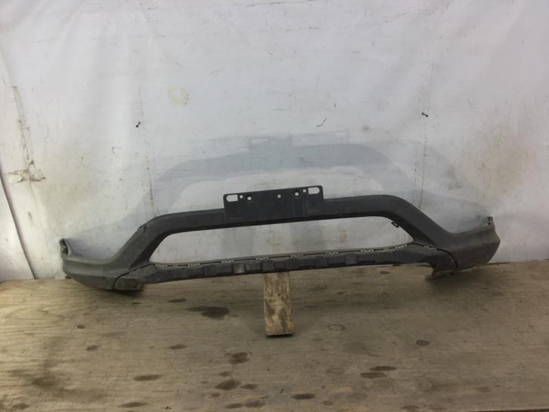 Бампер Honda Crv 4 2014 передний нижний