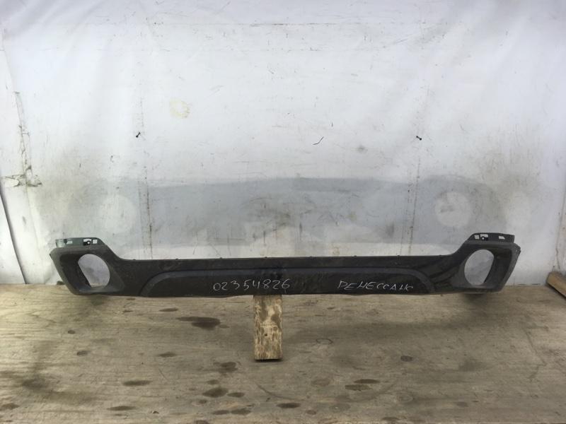 Бампер Bmw X5 F15 2013 задний нижний