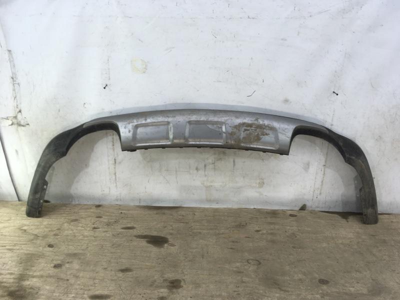 Бампер Hyundai Santa Fe 2 2009 задний нижний
