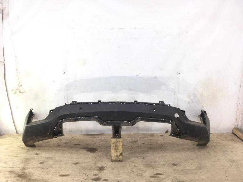 Бампер Hyundai Creta 1 2016 задний нижний