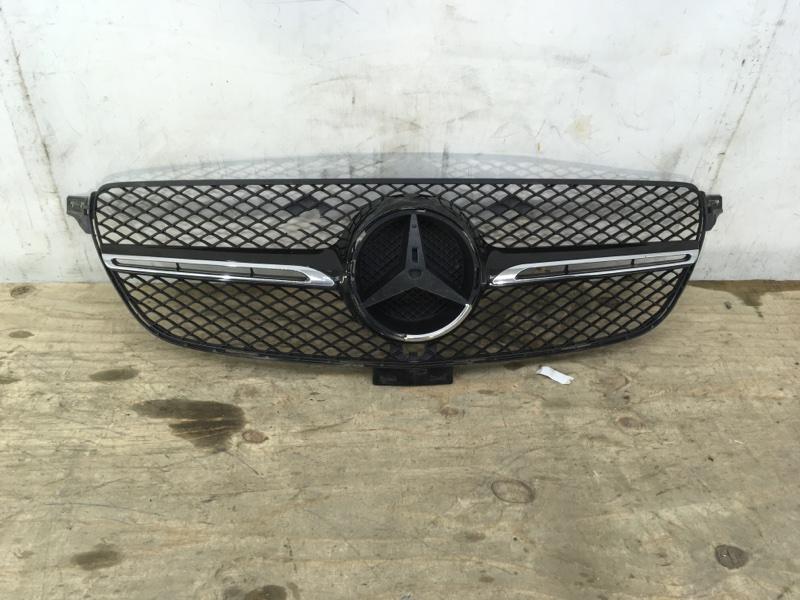 Решетка радиатора Mercedes Gle Coupe C292 2015