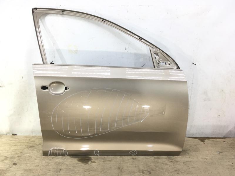 Дверь Skoda Rapid 1 2012 передняя правая