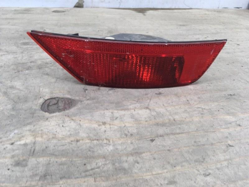 Фонарь противотуманный Ford Kuga 2 2012 задний правый