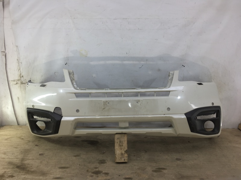 Бампер Subaru Forester 4 2016 передний