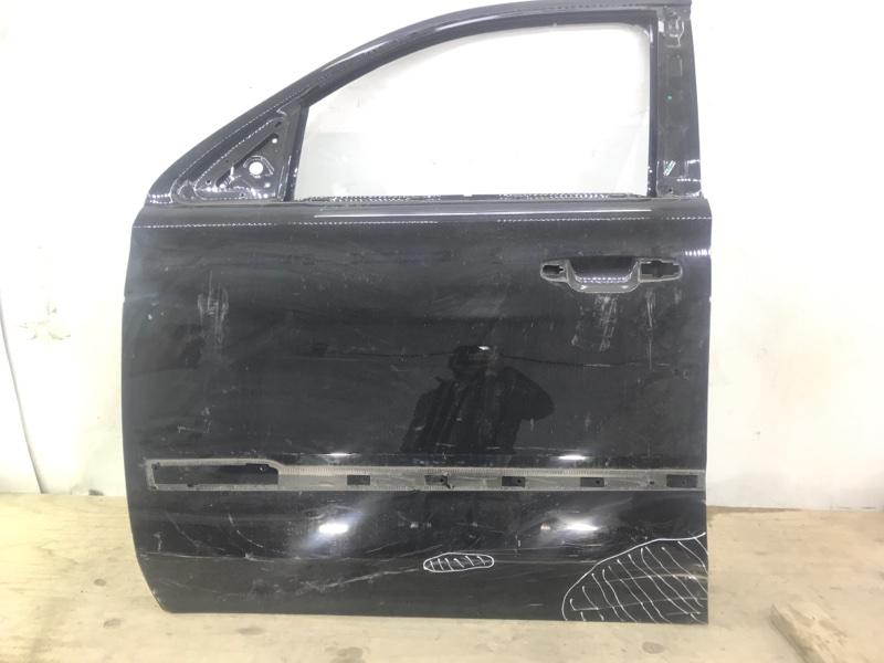 Дверь Cadillac Escalade 4 2014 передняя левая