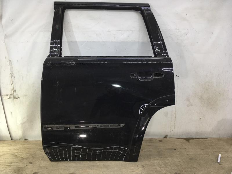 Дверь Cadillac Escalade 4 2014 задняя левая