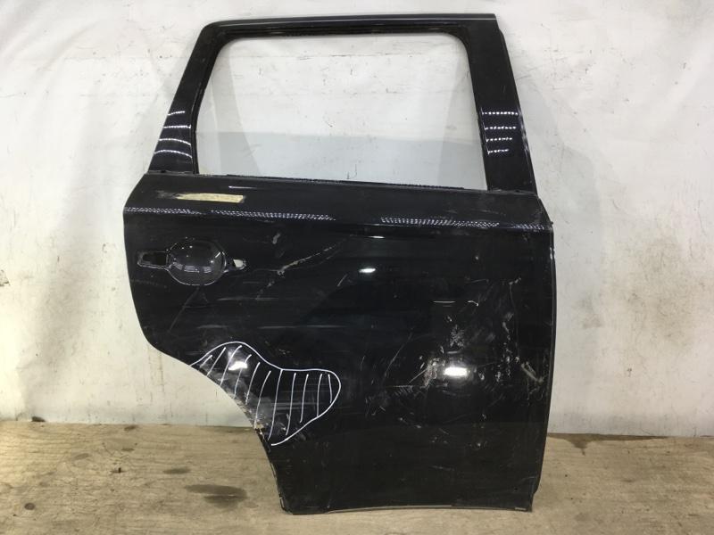 Дверь Mitsubishi Outlander 3 2018 задняя правая