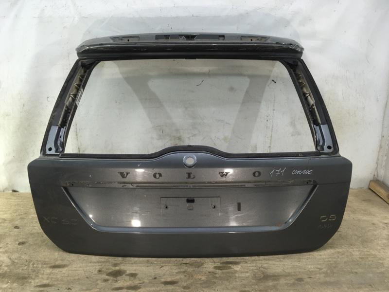 Крышка багажника Volvo Xc60 1 2013