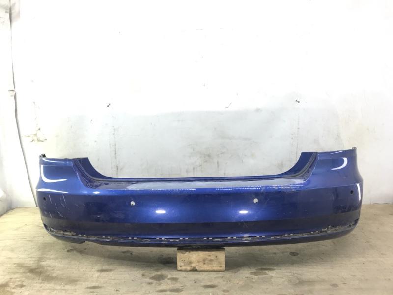 Бампер Volkswagen Polo 5 2015 задний