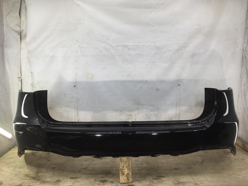 Бампер Mercedes Gls Amg X167 2020 задний