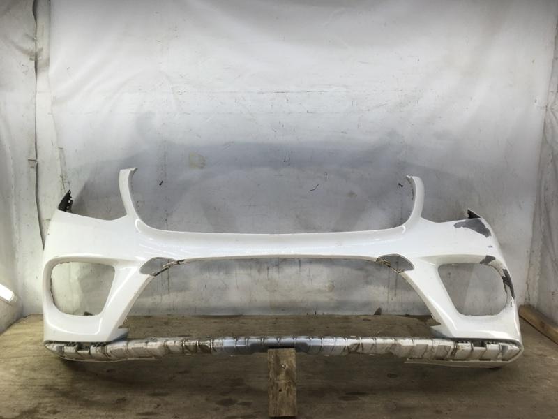 Бампер Mercedes Gls W166 2015 передний