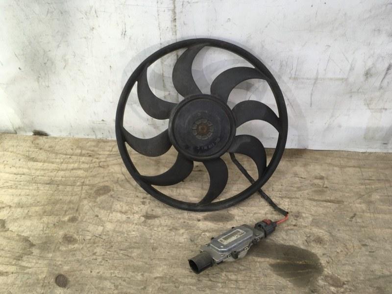 Вентилятор радиатора Ford Focus 3 2011