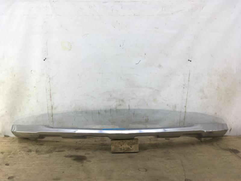 Накладка бампера Mercedes Gl Amg X166 2012 передняя