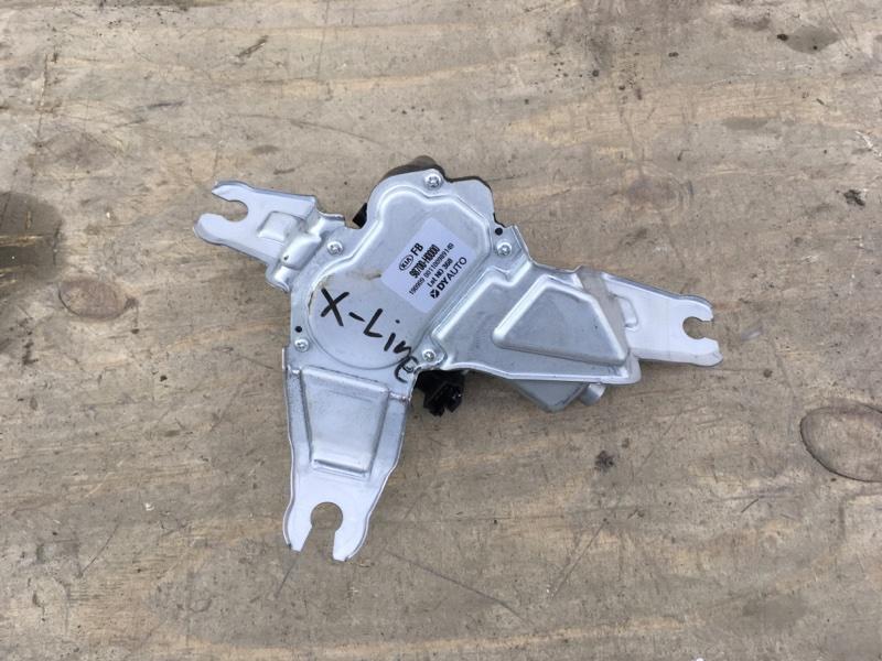 Моторчик стеклоочистителя Kia Rio X-Line 4 2017 правый
