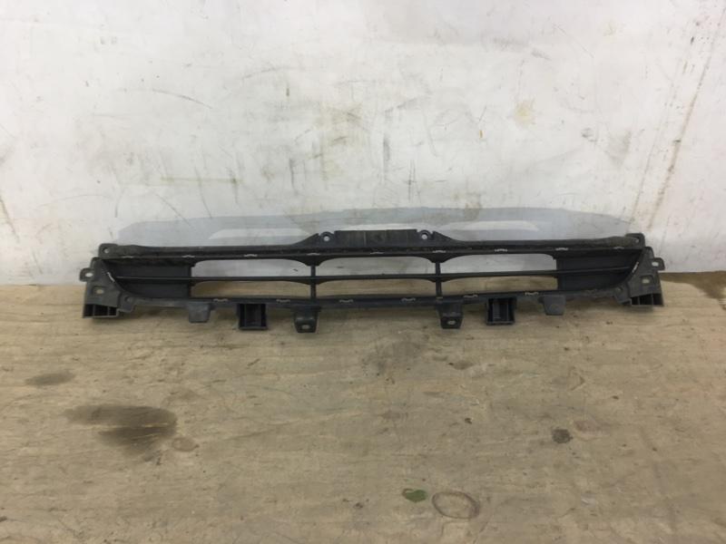 Решетка в бампер Kia Seltos 1 2019 передняя