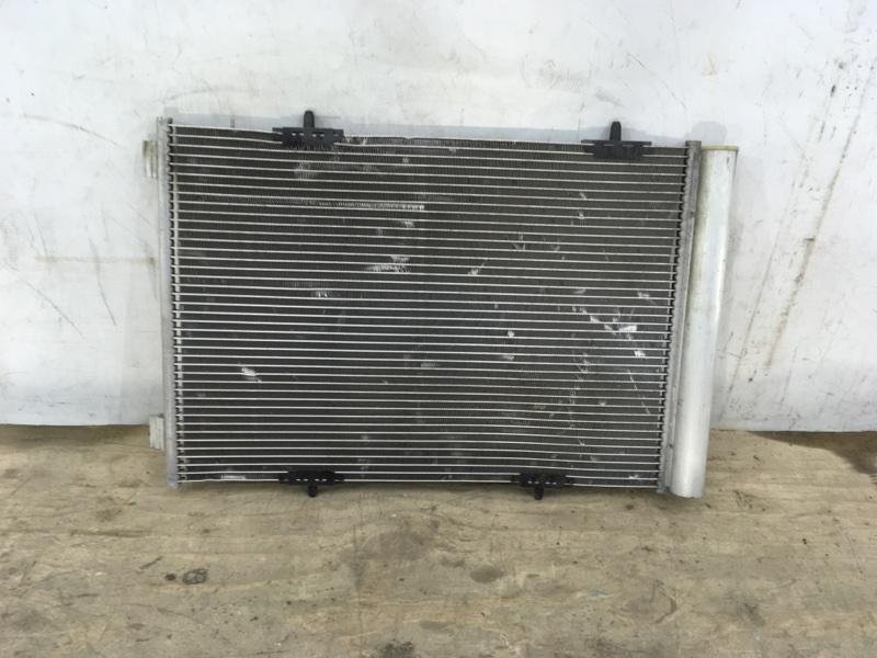 Радиатор кондиционера Peugeot 2008 1 2013